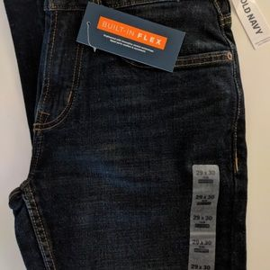 Men's Old Navy Slim Built in Flex Jeans 29 x 30